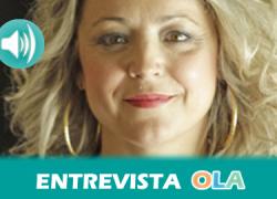 «La Ruta del Fandango cada vez tiene más seguidores porque ayuda a los aficionados a aprender, disfrutar y divulgar el flamenco de una forma muy didáctica», Lourdes Garrido, diputada de Cultura en Huelva