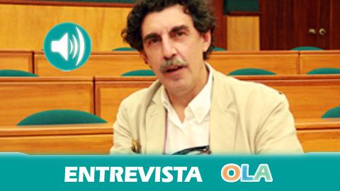 """""""En Brasil se están dando pasos atrás al acabar con programas sociales como el de viviendas que estaba sustentando la paz social en un país tan desequilibrado, injusto y con tanta desigualdad"""", Juan Marchena, UPO"""