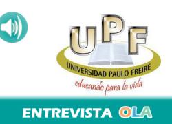 """""""El mundo rural es un entorno donde las tradiciones son muy fuertes y eso nos lleva a buscar en los feminismos respuestas al sentir de las mujeres rurales"""", Ani González – Universidad Rural Paulo Freire"""