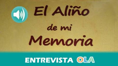 """""""Con 'El aliño de mi memoria', además de la recuperación de recetas, buscamos el reconocimiento de los y las mayores de Las Gabias"""", Belén Rodríguez, técnico de Bienestar Social y Mayores – Las Gabias (Granada)"""
