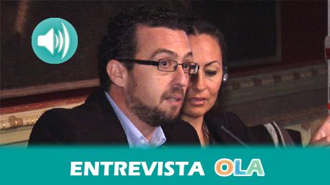 """""""Es imprescindible que el Parlamento configure un nuevo plan de ciudadanía e integración y que se renueve el plan nacional de DDHH"""", José Miguel Morales, secretario general de Andalucía Acoge"""