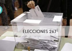 26J: Las elecciones generales arrancan con normalidad en Andalucía con la constitución de la práctica totalidad de las 9.924 mesas electorales repartidas en 3.837 colegios electorales de los 778 municipios