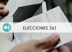 26-J: Los líderes andaluces ejercen su derecho al voto y esperan que los resultados en Andalucía sean decisivos para la configuración del Gobierno