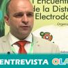 """""""Hay que concienciar a la ciudadanía para que recicle electrodomésticos porque cuando termina su vida útil tienen muchos contaminantes"""", Carlos Bejarano, secr. gral. Federación Andaluza de Electrodomésticos"""