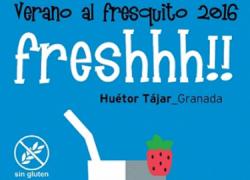 La localidad granadina de Huéto Tájar organiza un año más un programa de actividades culturales y deportivas para el ocio y tiempo libre de los meses estivales en una nueva edición de ' Verano Al Fresquito'