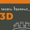 Los niños y niñas de 6 a 15 años de Rute aprenden a recrear por ordenador monumentos y edificios en 3D gracias a un taller de informática creativa organizado por el Ayuntamiento y la academia Chroma Formación