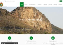 La localidad almeriense de Olula del Río estrena nueva web municipal con diseño más atractivo y accesible y nueva dirección, con el objetivo de potenciar la comunicación y transparencia con la ciudadanía