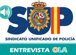 """""""Los CIEs cuentan con falta de personal y unas instalaciones que en muchos casos son casi tercermundistas, con precarias condiciones de vigilancia"""", Ramón Cosío, portavoz del Sindicato Unificado de Policía"""