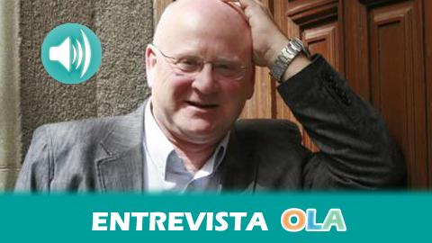 """""""Hay menos dinero en la hucha de las pensiones por la bajada de cotizaciones, por la reducción salarial y por el fraude salarial, por eso hace falta mejoras laborales"""", Carlos Martínez, ATTAC"""