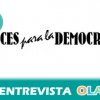 """""""La imposición de una tasa no puede obstaculizar el derecho a la tutela judicial efectiva, porque, además, quien más satura la Justicia son las grandes empresas"""", Ignacio González, Jueces para la Democracia"""