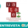 """""""Hoy por hoy se vive con mucho miedo entre los autónomos, habiendo emprendedores y emprendedoras que rechazan trabajos con la administración por la incertidumbre en el cobro"""", Pepe Galván, UATAE Andalucía"""