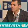 """""""Con esta campaña Málaga dice NO a las agresiones sexuales y otros abusos como los tocamientos, que a veces no se denuncian y pasan de largo"""", Julio Andrade, concejal Derechos Sociales e Igualdad, Ayto. Málaga"""