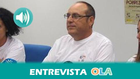 """""""Reclamamos una renta básica no universal sino condicionada que incluya una ley de plazos, por lo que es una medida muy meditada y viable para la administración"""", Manuel Sánchez, presidente EAPN Andalucía"""