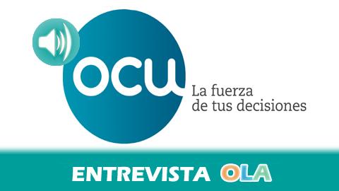 """""""Solicitamos una ley que ayude a promover y facilitar a todos los agentes de la cadena alimentaria la donación de los productos que todavía sean aptos para el consumo"""", Laura Alonso, portavoz OCU"""