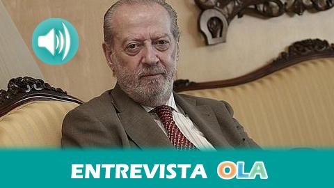 """""""No puede ser que la administración local sea castigada una vez más porque están teniendo un afán de colaboración con Hacienda y son los más cumplidores"""", Fernando Rodríguez Villalobos, presidente FAMP"""