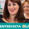 """""""La población inmigrante es la más castigada por el desempleo y no tienen poder adquisitivo para gastarse 300 euros en un examen de nacionalidad"""", Lucía Pérez, presidenta de Córdoba Acoge"""