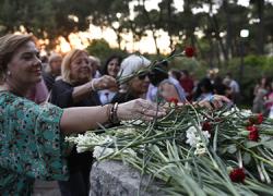 La Diputación de Granada rememora a todas las víctimas de la represión franquista en el 80 aniversario del asesinato del poeta universal Federico García Lorca