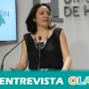 Aurora Vélez, dip. Bienestar Social de Huelva, afirma que las personas drogodependientes necesitan atención integral para revertir las consecuencias sociales de las adicciones