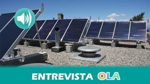 Las energías renovables y la formación han permitido a la Junta de Andalucía ahorrar cinco millones de euros al año en edificios como hospitales o residencias