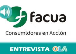 """""""Hay que evitar una posible prescripción y los posibles problemas de forma en las sanciones contra la eléctricas"""", Miguel Ángel Serrano, integrante del equipo jurídico de la organización de consumidores FACUA"""