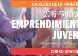 Chiclana pone en marcha el Programa de Emprendimiento Juvenil 2016 con el objetivo de aumentar la empleabilidad y fomentar el emprendimiento entre losjóvenes