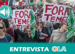 Brasil se encuentra dividido entre el sector de la ciudadanía que defiende al Gobierno de Michel Temer y el que respalda a la expresidenta Dilma Rousseff