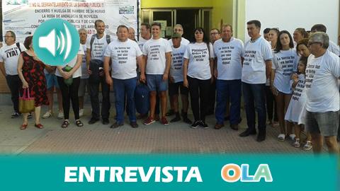 Plataformas ciudadanas Médico 24horas de la provincia de Sevilla piden a IU y Podemos que exijan a la Junta cumplir con el Estatuto y que no los deje desatendidos