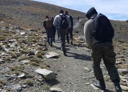 El programa de Actividades en la Naturaleza de Roquetas de Mar comenzará la semana próxima con una ruta para ascender al Pico Veleta, en Sierra Nevada