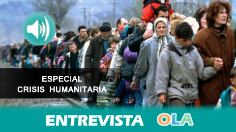 Oxfam denuncia que mientras 65 millones de personas sufren conflictos, España atraviesa el momento más insolidario, acogiendo a menos refugiados de lo que es capaz