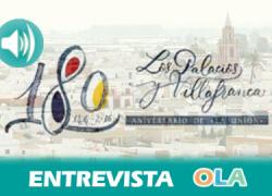 Los Palacios y Villafranca da comienzo a la conmemoración del 180 aniversario de la unión con una conferencia protagonizada por la figura de Caballero Bonald