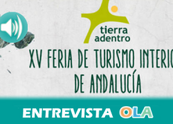 Comienza en Jaén Tierra Adentro 2016, la XV Feria del Turismo Interior de Andalucía que, durante el fin de semana, reúne a más de 400 expositores del sector a nivel nacional