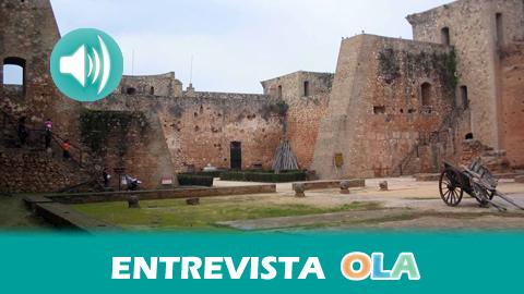 El programa 'Descubre tus fortalezas' pone en valor el patrimonio defensivo de la provincia de Huelva a través de visitas guiadas gratuitas de carácter global