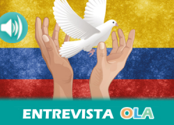 """""""Estos resultados muestran que sin Uribe no es posible construir la paz porque representa el sector más militarista"""", Jaime Cedano, director del programa Suenan Timbres"""