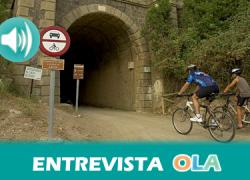 Los Premios Andalucía del Turismo reconocen a la Fundación Vía Verde de la Sierra por promover actividades deportivas, educativas, turísticas y medioambientales