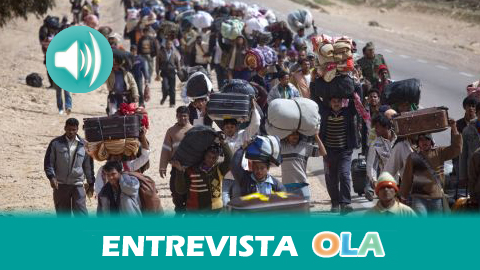 La Diputación de Cádiz y la Asociación de la Prensa fomentan la reflexión de jóvenes sobre el tratamiento de la inmigración y la crisis de refugiados en los medios