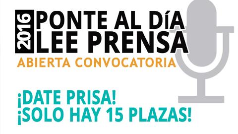 """EMA-RTV organiza cuatro nuevos talleres del proyecto """"Ponte al día, lee prensa"""" para la mejora de la alfabetización mediática en los municipios andaluces"""