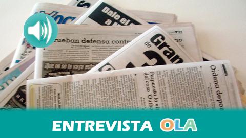 """""""El primer objetivo de la comunicación es dar a los ciudadanos elementos de conocimiento que le permitan defender sus derechos"""", Rosa María Calaf, veterana corresponsal"""