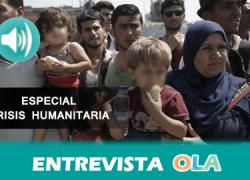 Médicos sin Fronteras denuncia que hay una falta de respuesta absoluta en Europa con la crisis humanitaria, que ha generado mucho sufrimiento y muertes de refugiados
