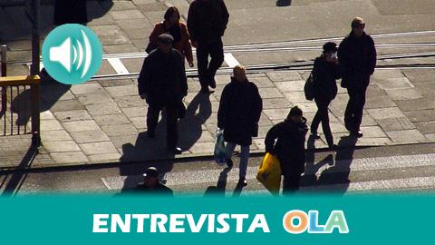 Juan Romero, consultor sobre Gobierno Abierto, cree que la Ley andaluza de Participación Ciudadana es de las más avanzadas al contar con la aportación de colectivos