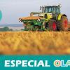 IU y SAT critican que la Ley de Agricultura propuesta por el Gobierno andaluz acaba con la posibilidad de un banco de tierra que garantice el uso social del suelo público