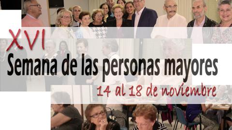Comienza la XVI Semana de los Mayores de San Juan de Aznalfarache con un variado programa de actividades destinado a la participación de este colectivo