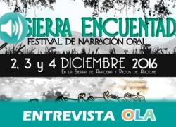 La magia y la tradición de los cuentos inundan la Sierra de Huelva a través de la iniciativa 'La Sierra Encuentada', el primer Festival de narración oral de la provincia
