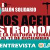 El XIII Salón Solidario 'Aceites, Vinos y Gastronomía' de Fernán Núñez ofrece productos gourmet con el objetivo de ayudar a la financiación de la Asociación Apapnidicsur