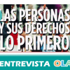 CCOO Andalucía reclama el reparto de la riqueza y el incremento de los salarios para impulsar el crecimiento económico y recuperar el bienestar de la ciudadanía