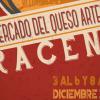Aracena acoge el XV Mercado del Queso Artesano que contará con una gran variedad de quesos de toda la geografía española provenientes de 27 entidades