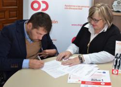 Ronda crea la campaña 'Bolígrafo Solidario' con el objetivo de vender bolígrafos que ayuden a sensibilizar a la población en materia de discapacidad