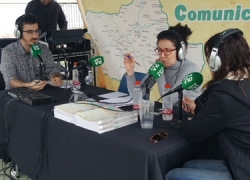 EMA-RTV continúa hoy con la caravana radiofónica que recorre varias provincias andaluzas para concienciar a la ciudadanía en torno al riesgo de infección y transmisión del VIH