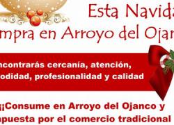 El comercio local de Arroyo del Ojanco será dinamizado por medio de un plan de fomento del consumo de proximidad que dará a conocer sus productos