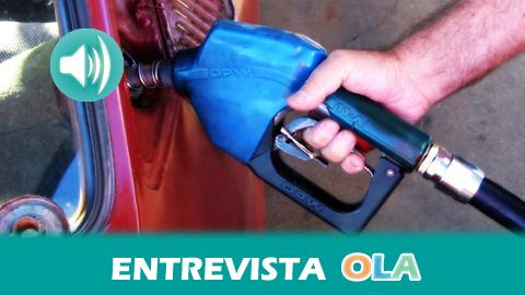 La subida de la gasolina en México, según el catedrático Juan Marchena, tiene un efecto cascada en el precio de otros productos y servicios como los transportes