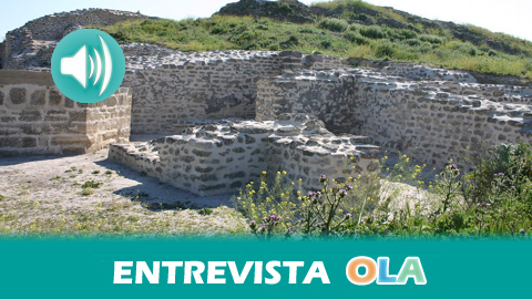 El yacimiento arqueológico de Ategua espera el momento para convertirse en uno de los mayores atractivos histórico-turísticos de la provincia de Córdoba
